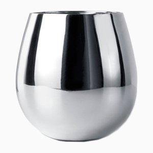 Tib Silver-Plated Tumbler by Kristina Niedderer for Paola C.