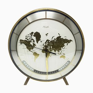 Horloge de Table de Kienzle, Allemagne, 1950s