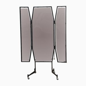 Italienischer Mid-Century Spiegel, 1950er