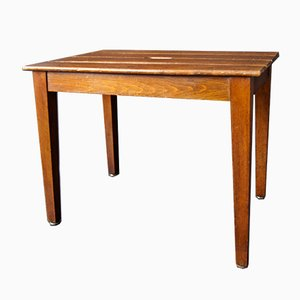Table d'Appoint Vintage Wooden