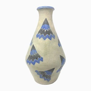 Vaso Art Déco, Francia, anni '30