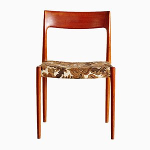 Mid-Century Modell 77 Teak Stuhl von Niels Otto Moller für J.L. Mollers