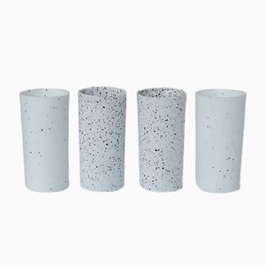 S.Pot Single-Flower Vases by Maddalena Selvini, Set of 4