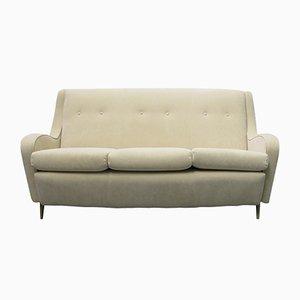 Mid-Century Italian 3-Seater Sofa