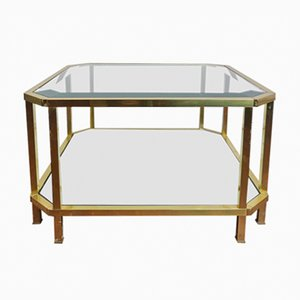 Vintage Octagonal French Coffee Table