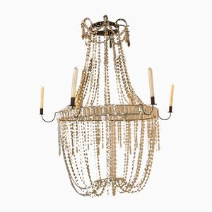 French Chandelier, 1890s