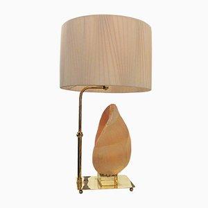 Lampe de Bureau Seashell Mid-Century