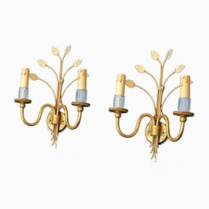 Vintage Sconces from Banci Firenze, Set of 2