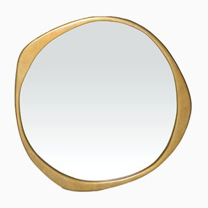 A. Cepa Handcrafted Solid Bronze Mirror from Konekt
