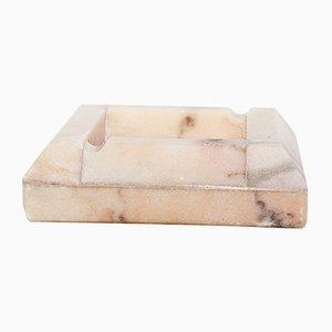 Italienischer vintage Marmor Aschenbecher