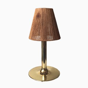 Model 829B-J Mid-Century Swedish Brass Table Lamp by Anders Pehrson for Ateljé Lyktan, 1960s