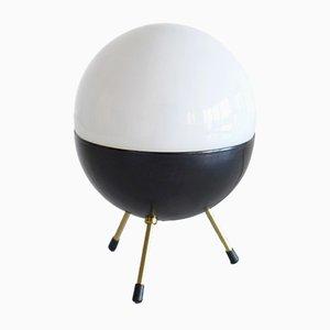 Lampada da tavolo Sputnik Space Age minimalista di Balance Lamp