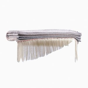 Hand Woven Throw by Joanna Louca Woven Editions, 2018