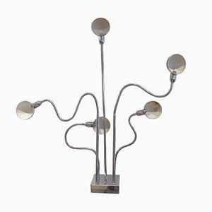 Vintage Hydra Stehlampe von Pierre Folie für Carpentier