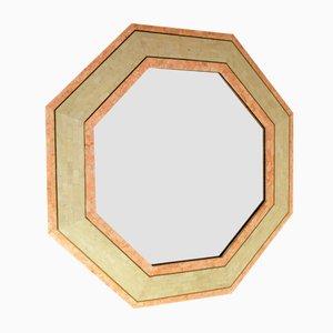 Octagonal Vintage Mirror