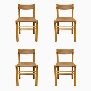 Ipso Facto Dining Chairs by Ibisco Sedie, 1980s, Set of 4