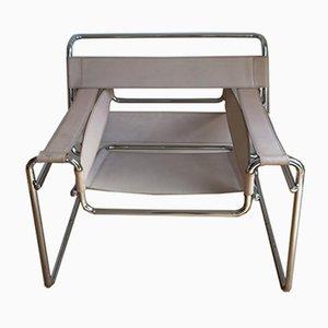B3 Wassily Stuhl von Marcel Breuer für Gavina