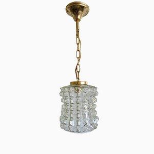 Lámpara colgante Mid-Century, años 60