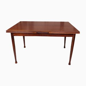 Danish Modern Extendable Rosewood Dining Table, 1960s