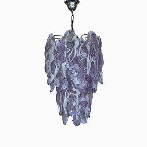 Murano Chandelier by Carlo Nason for Mazzega, 1970s
