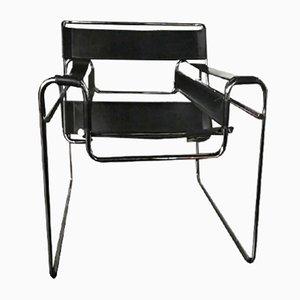 Chaise Wassily Cantilever Vintage par Marcel Breuer pour Knoll International, 1960s