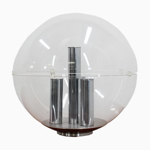 Large Spherical Table Lamp from Stilux, 1960s