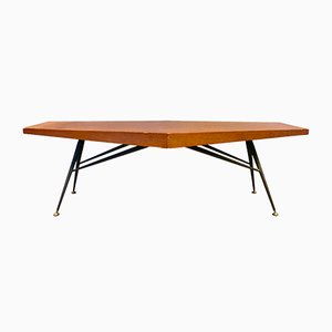 Mid-Century Scandinavian Coffee Table, 1960s