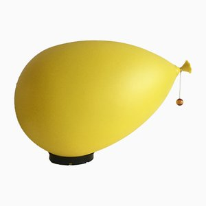 Lampe in Ballon-Optik von Yves Christin für Bilumen, 1970er