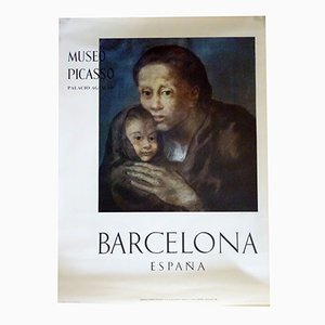 Picasso Maternity Austellungsplakat, 1966