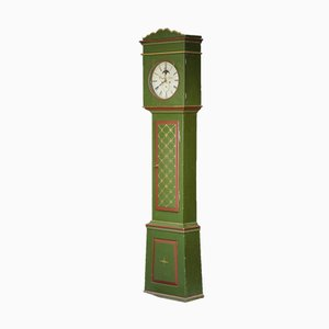 Antique Danish Grandfather Clock from Mads Thomsen