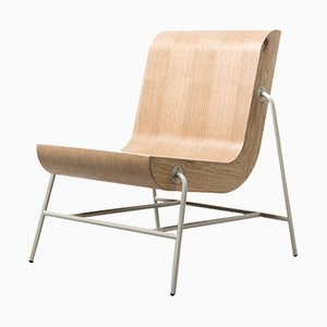 Metall Overlap Stuhl von Nadav Caspi