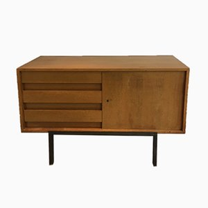 Sideboard on Steel Base, 1950s