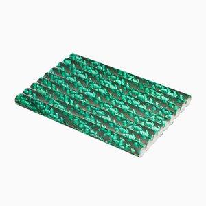 Caja serie Faux en verde de Chris Kabel