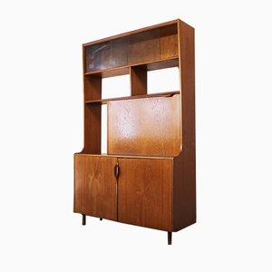 Mid-Century S-Form Cabinet from Sutcliffe's of Todmorden