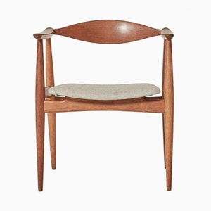 CH-35 Chair by Hans Wegner for Carl Hansen & Son, 1960s