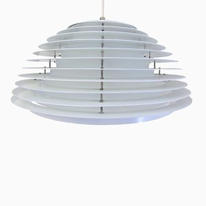 Lámpara colgante Hekla de J. Olafsson para Fog & Morup, años 60