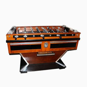 French Foosball Table, 1950s