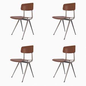 Result Chair von Friso Kramer für Ahrend de Cirkel, 1967, 4er Set