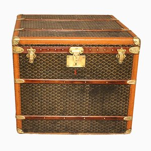 French Hat Trunk by Goyard, 1930s