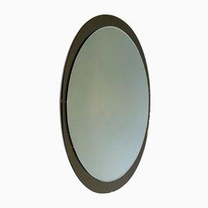 Großer ovaler Spiegel, 1970er