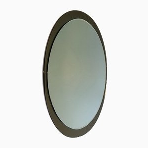 Large Oval Mirror, 1970s