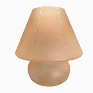 Lámpara hongo de Murano de Vetri, años 70