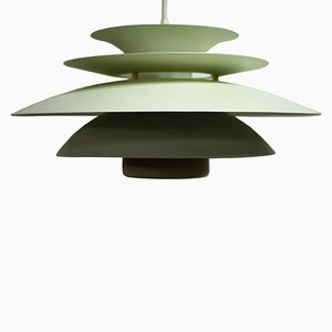 Scandinavian Mid-Century Pendant Light, 1970s