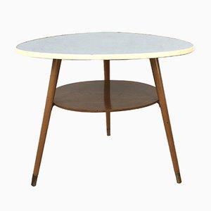 Tavolo vintage a forma di fagiolo, anni '60