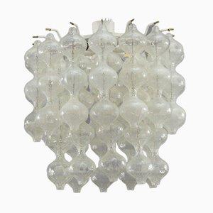 Austrian Tulipan Ceiling Lamp by J. T. Kalmar, 1960s