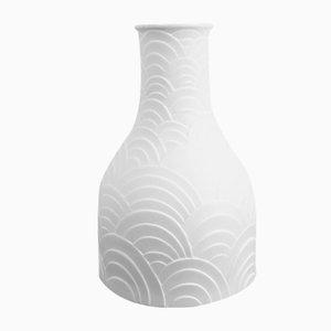 Vintage German Porcelain Vase from Heinrich