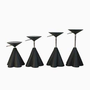 Hocker von Philippe Starck für L'Oreal, 1989, 4er Set
