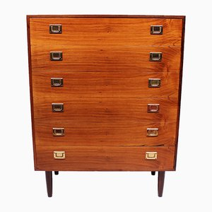 Chest of Drawers in Rosewood from Reoval, 1960s