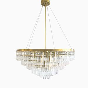 Vintage Crystal Chandelier from Christof Palme Leuchtenmanufaktur e.K.