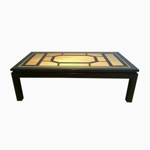 Vintage Lacquered Coffee Table